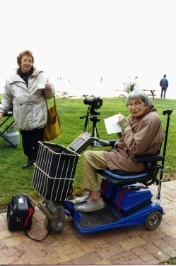 Jeanne Hart & Hilda Gosling