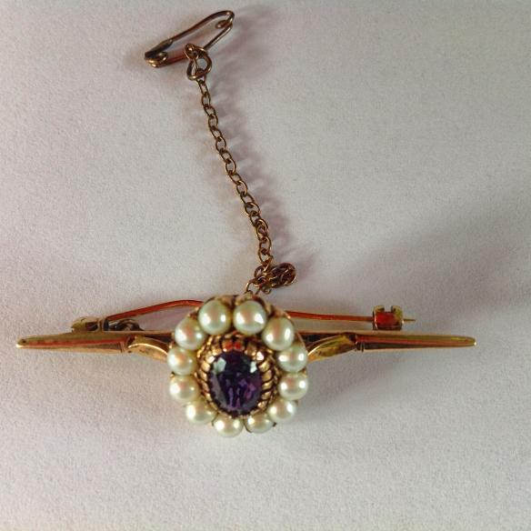 Rowley brooch 1